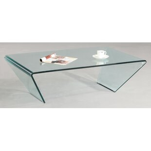 Kasidy Coffee Table by Chintaly Imports