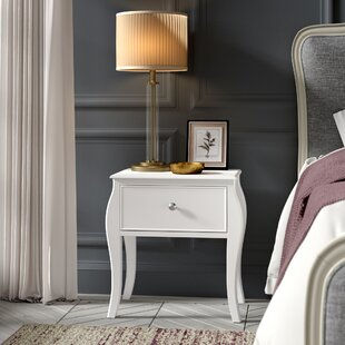 Cumby 1 Drawer Nightstand by Greyleigh
