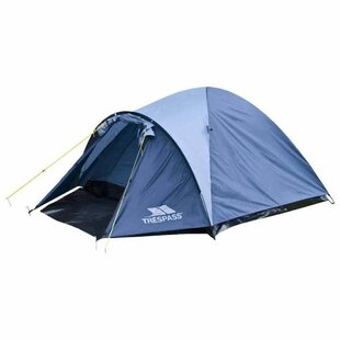 Ghabhar 4 Person Tent With Carry Bag By Trespass