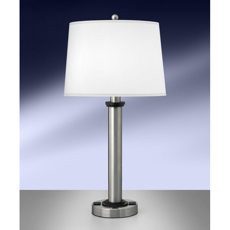Medallion Lighting Single Nightstand Lamp Wayfair