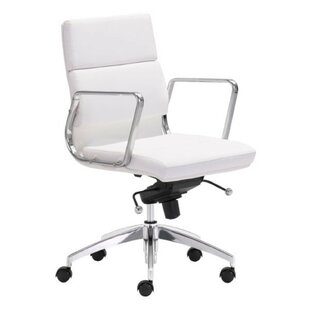 Sang Low Back Conference Chair by Orren Ellis Herry Up