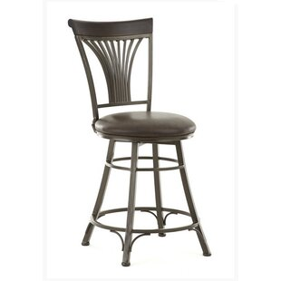 Karol 24 Swivel Bar Stool Steve Silver Furniture