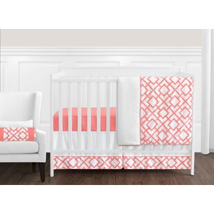 Best Mod Diamond 11 Piece Crib Bedding Set BySweet Jojo Designs