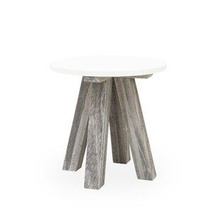 Elmwood End Table by Union Rustic
