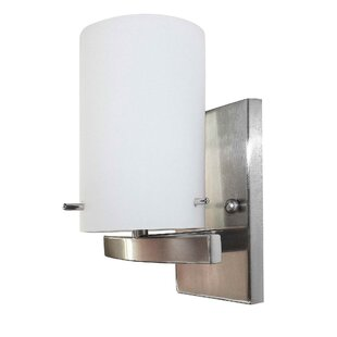 Schorr 1-Light Bath Sconce by Orren Ellis