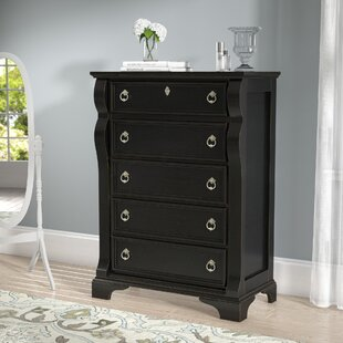 Rosehill 5 Drawer Chest