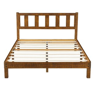 Geir Platform Bed by Union Rustic