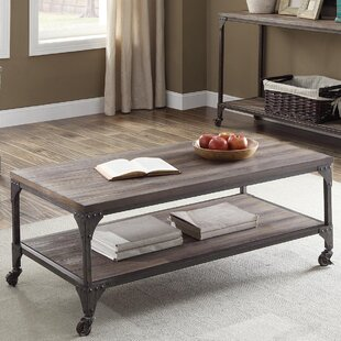Killeen 3 Piece Coffee Table Set Greyleigh