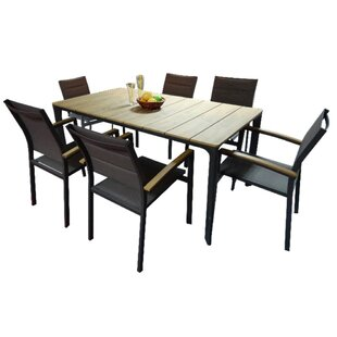 Galipeau 7 Piece Dining Set