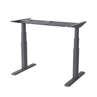 Claribel Electric Height Adjustable Standing Desk by Latitude Run Purchase