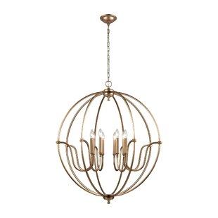 Zipcode Design Ellis 8-Light Globe Chandelier