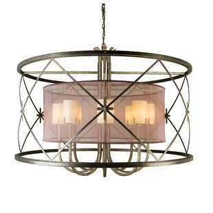 2nd Ave Design Penelope 8-Light Pendant