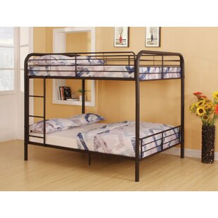 Budget Higbee Full Over Full Bunk Bed by Zoomie Kids Reviews (2019) & Buyer's Guide