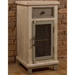 Union Point 1 Drawer 1 Door Accent Cabinet by August Grove