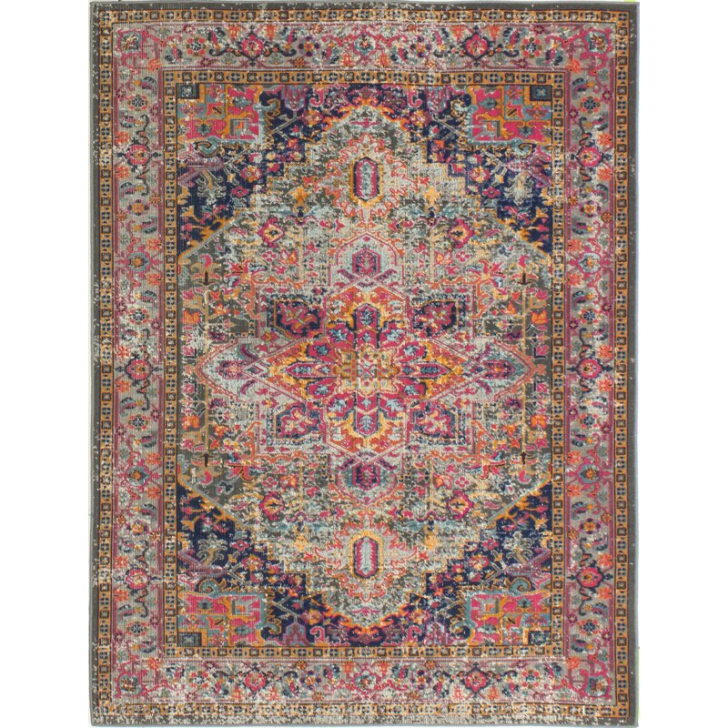 Ashburn Multi Colored Area Rug Reviews Allmodern
