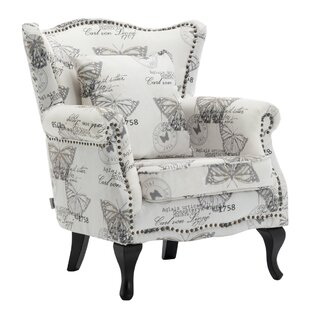 Duplessis Armchair By Marlow Home Co.