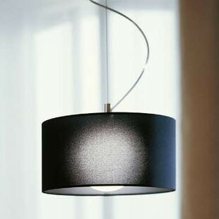 Morosini Fog 1-Light Drum Pendant