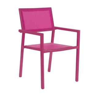 Alama Stacking Garden Chair By 17 Stories