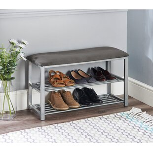 8 Pair Shoe Rack By 17 Stories