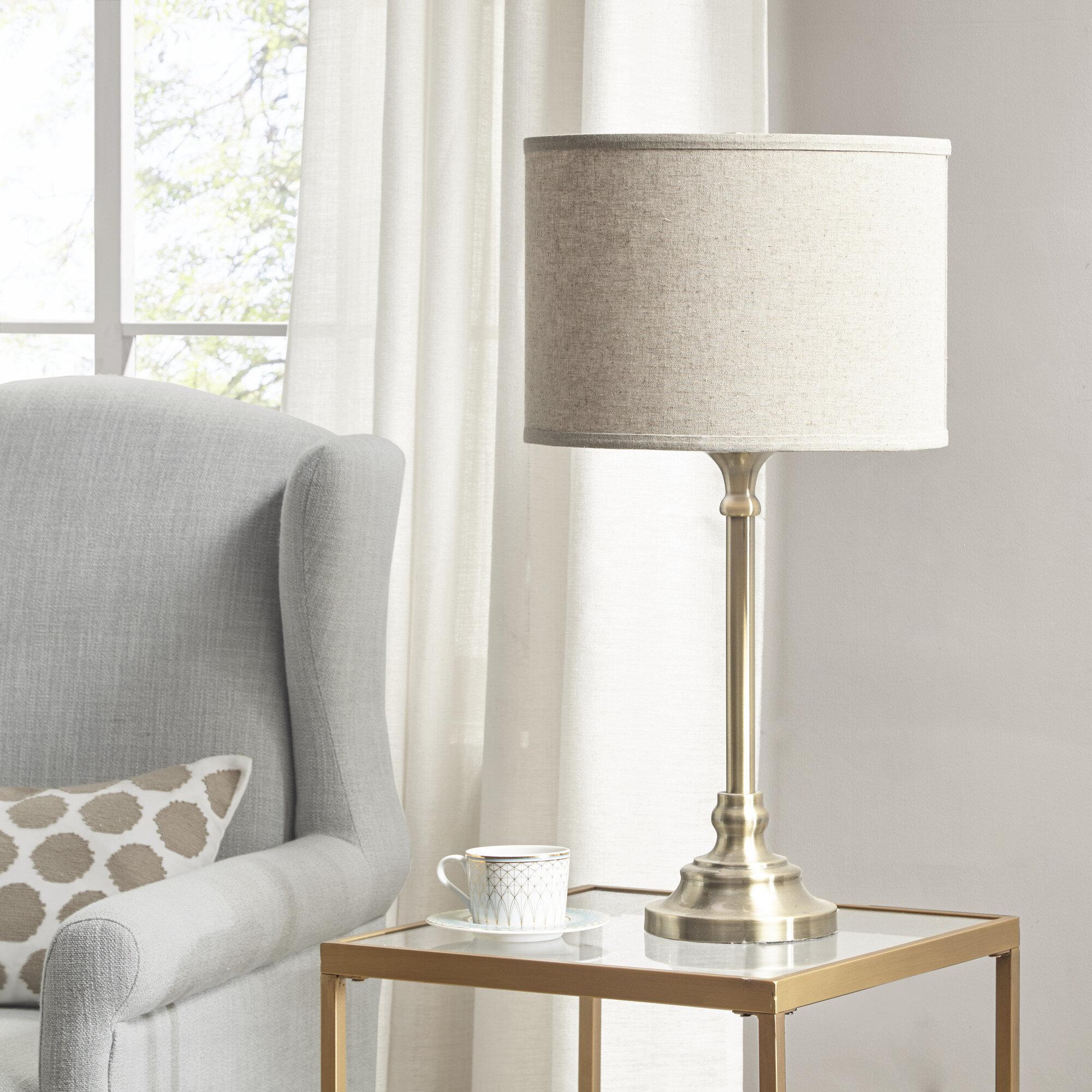 Martha Stewart Rosen 27 Table Lamp Reviews Wayfair