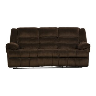 Simmons Upholstery Mendes Double Motion Reclining Sofa