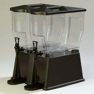 Economy Double Base Beverage Dispenser