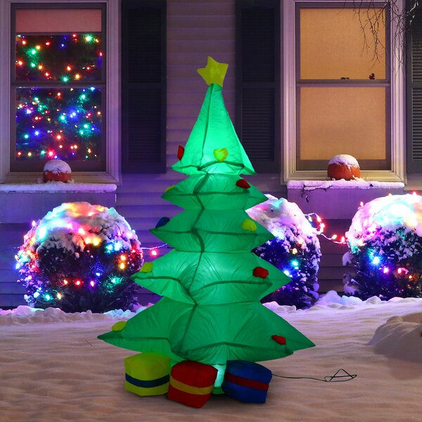 Outdoor Led Christmas Lawn Decorations  from secure.img1-fg.wfcdn.com