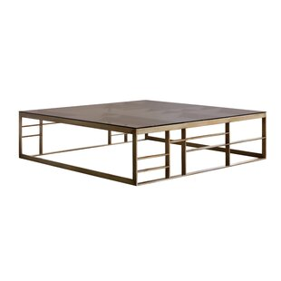 Club Coffee Table by Sunpan Modern