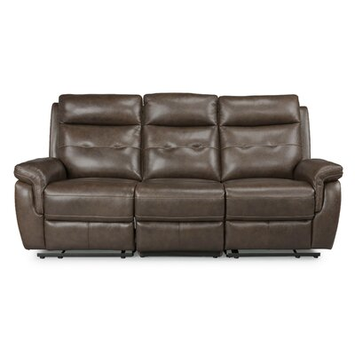 Brown Sofa Leather Sofas You Ll Love In 2019 Wayfair