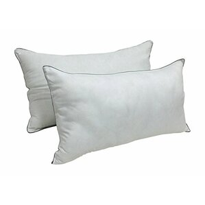 Dream Deluxe Medium Density Ultimate Super Soft Polyester Bed Pillow (Set of 2) by Alwyn Home