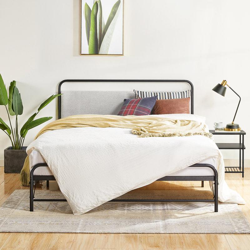Ivy Bronx Higuera Platform Bed Reviews Wayfair