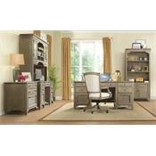 Darby Home Co Kamden 6 Piece Desk Office Suite