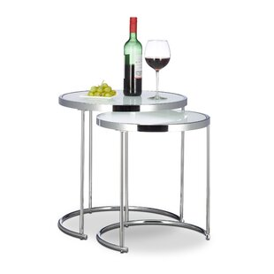 Bittinger 2 Piece Nest Of Tables By Metro Lane