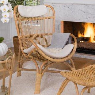 Buy clear Deloris Armchair by Bayou Breeze