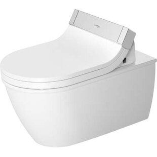 Duravit Darling New Dual-Flush Elongated Wal..