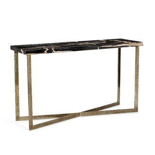 """Cason 52"""" Solid Wood Console Table by Interlude SKU:CB349939 Guide"""