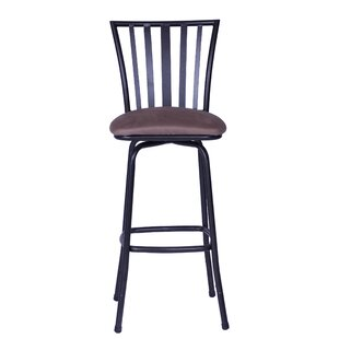 Zipcode Design Hubert Swivel Bar Stool