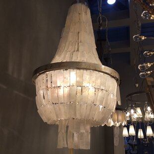 House of Hampton Mihos 3 Light Empire Chandelier