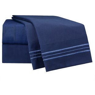 Heron Microfiber Sheet Set