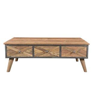 Hoboken Coffee Table With Storage ...
