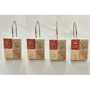 Decorative Shower Curtain Hooks
