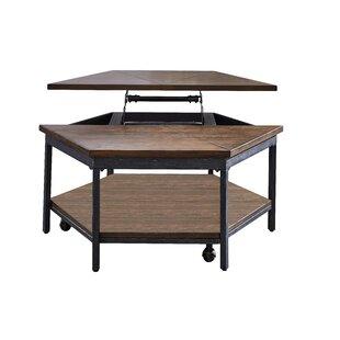Williston Forge Peebles Lift Top Coffee Table