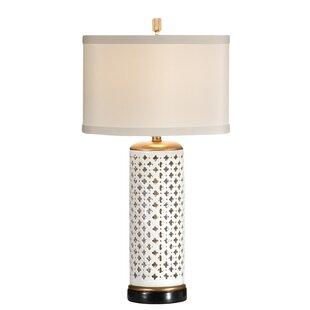 Pierced Clubs 31 Table Lamp