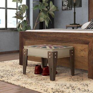 Trent Austin Design Kunkle Wood Bench