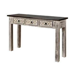 Castle Console Table By Massivmoebel24