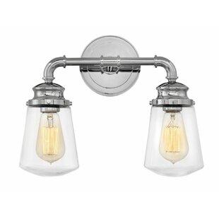 Hinkley Lighting Fritz 2-Light Vanity Light