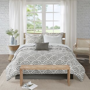 Gretna Reversible Comforter Set by Ivy Bronx