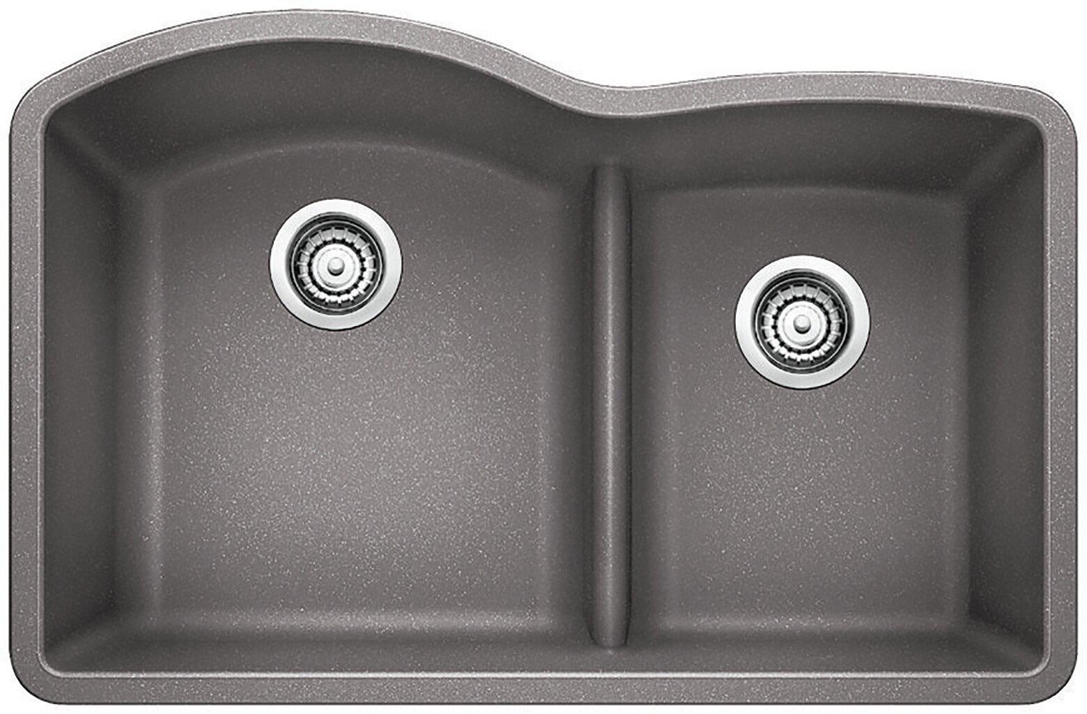 Groovy 33X22 Kitchen Sink Wayfair Download Free Architecture Designs Osuribritishbridgeorg