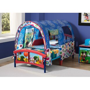 Disney Mickey Mouse Toddler Tent Bed by Delta Children