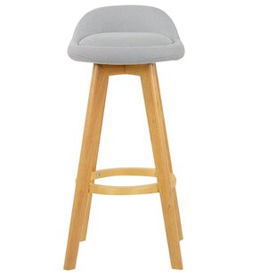 Athena 74cm Swivel Bar Stool By Norden Home